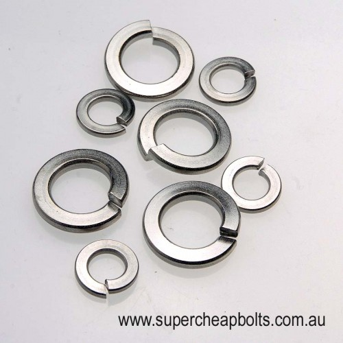 311103436 - Imperial Series - Stainless Steel - Spring Washers
