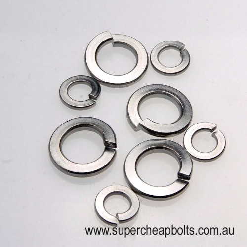 311203436 - Metric Series - Stainless Steel - Spring Washers